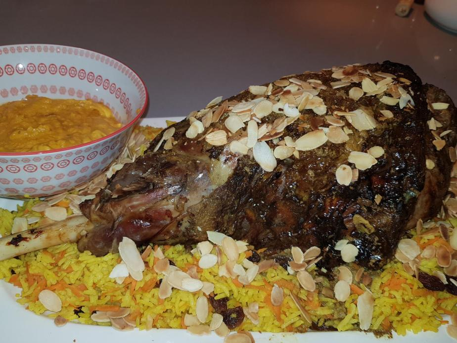 Afgan Lamb