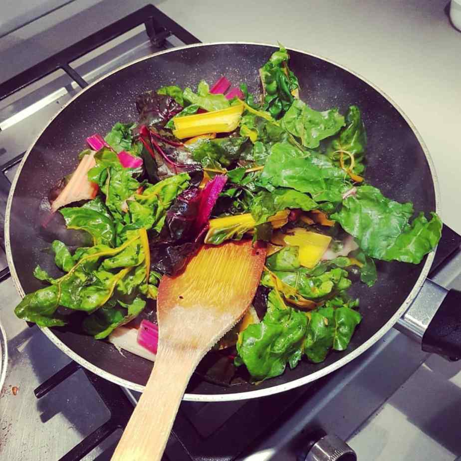 Eat Your Greens Super Speedy Stir Fry
